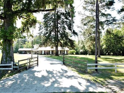 San Jacinto County Single Family Home For Sale: 171 Snow Hill Road