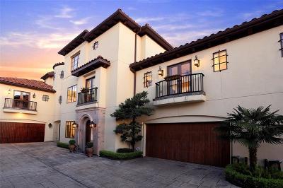 Houston Single Family Home For Sale: 2431 Potomac