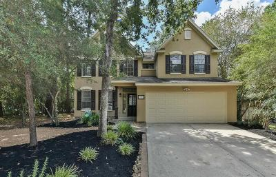 The Woodlands Single Family Home For Sale: 3 Tender Violet Place