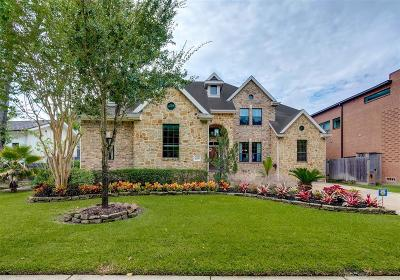 Houston TX Single Family Home For Sale: $1,175,000