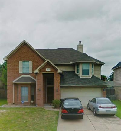 Katy Single Family Home For Sale: 18306 Flint Hill Drive