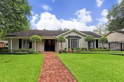 Tanglewood Single Family Home For Sale: 6211 Valley Forge Drive