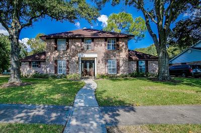 Jersey Village Single Family Home For Sale: 15534 Congo Lane