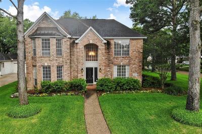 Houston Single Family Home For Sale: 18027 Widcombe Drive