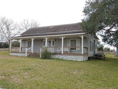 Fayette County Farm & Ranch For Sale: 8039 Henniger Lane