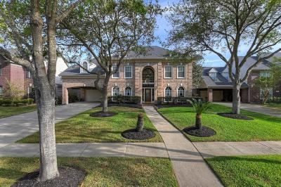Houston Single Family Home For Sale: 4415 N Pine Brook Way
