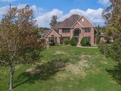 Rosharon Single Family Home For Sale: 7607 Augusta Lane