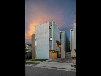 Houston Single Family Home For Sale: 4411 Woodhead Street