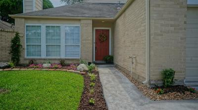 Houston Single Family Home For Sale: 12415 Seaswept Drive