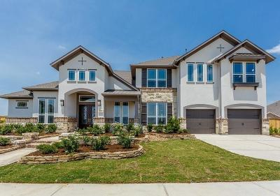 Single Family Home For Sale: 18802 Rock Pigeon Trail