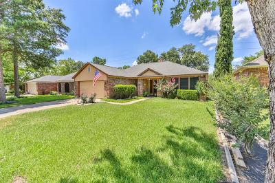 Cypress Single Family Home For Sale: 13906 Bella Drive
