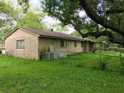 Tomball TX Single Family Home For Sale: $89,950