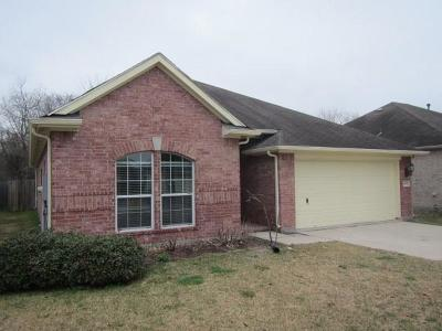 Dickinson, Friendswood Rental For Rent: 4011 Strawberry Court