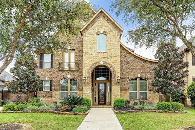Fulshear Single Family Home For Sale: 27615 Enclave Cove Court Court