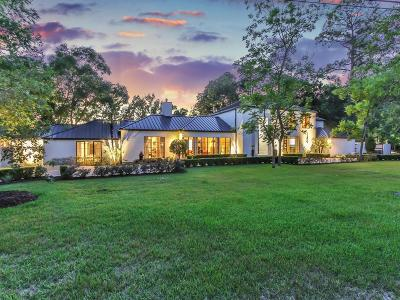 Piney Point Village Single Family Home For Sale: 117 Radney Road