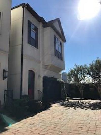 Houston Single Family Home For Sale: 1847 Dart Street