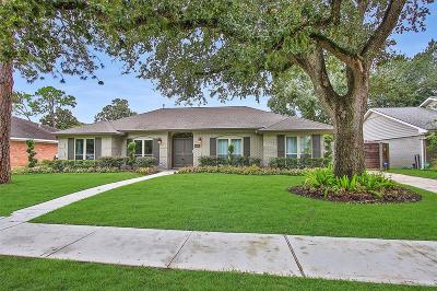 Houston Single Family Home For Sale: 5531 Queensloch Drive