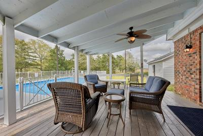 Austin County Country Home/Acreage For Sale: 4179 Stokes Road