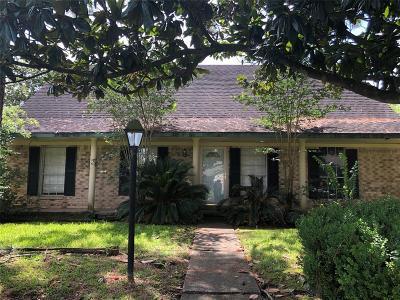 Missouri City Single Family Home For Sale: 1703 Eastfield Drive