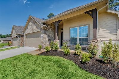Conroe Single Family Home For Sale: 12434 Hackberry