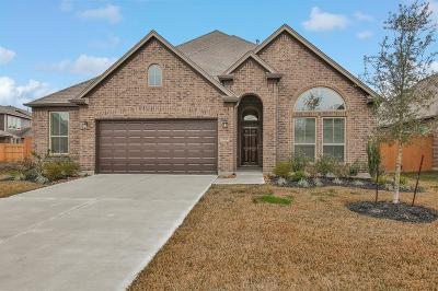 Texas City Single Family Home For Sale: 2326 Windy Sail Drive