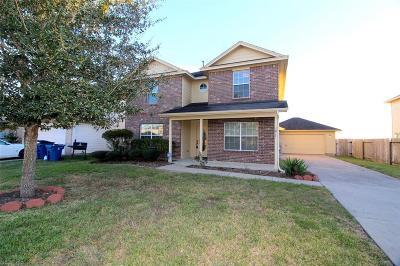 Rosenberg Single Family Home For Sale: 1011 Harrisburg Court