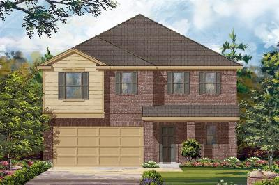 Conroe TX Single Family Home For Sale: $228,995