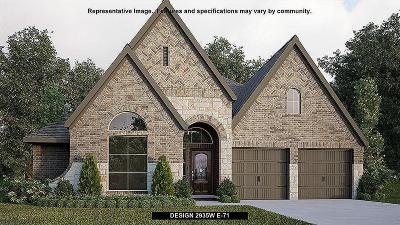 New Caney Single Family Home For Sale: 23672 Crossworth Drive
