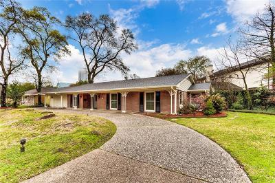 Houston Single Family Home For Sale: 4634 Richmond Avenue