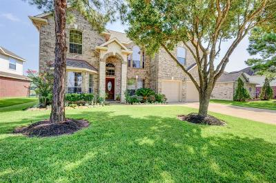 Houston Single Family Home For Sale: 10018 Hahns Peak Drive