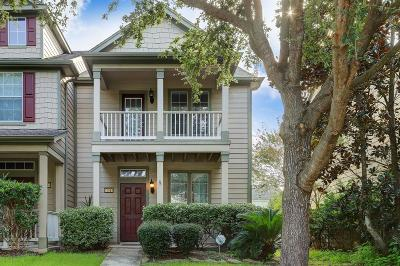 Spring Condo/Townhouse For Sale: 23614 Youpon Lake Lane