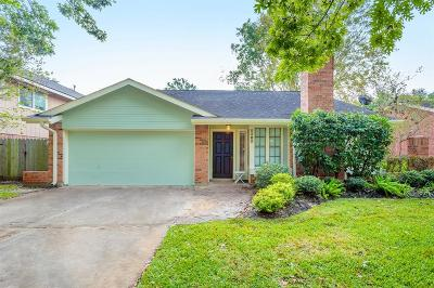 Sugar land Single Family Home For Sale: 2018 Woodstream