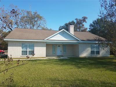 Conroe Single Family Home For Sale: 305 Austin Rd