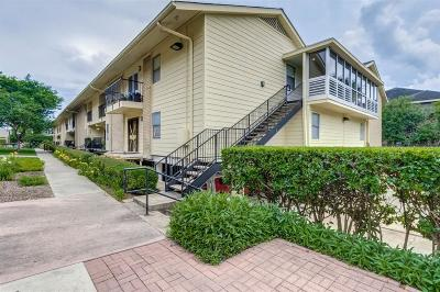 Houston TX Condo/Townhouse For Sale: $168,500