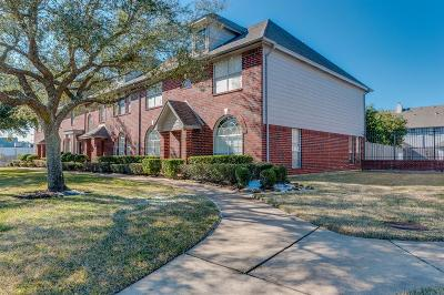 Houston TX Condo/Townhouse For Sale: $210,000