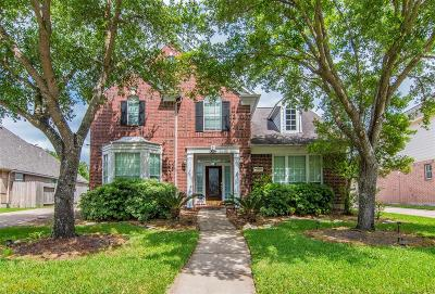Sugar Land, Sugar Land East, Sugarland Single Family Home For Sale: 2526 Bridge Hampton Way