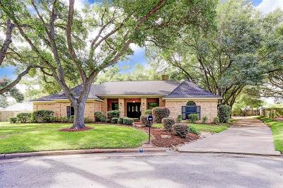Sealy Single Family Home For Sale: 208 Briar Circle