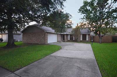 La Porte Single Family Home For Sale: 10817 E Idlewood Drive