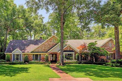 Houston Single Family Home For Sale: 11809 Durrette Drive