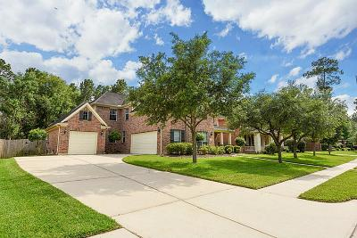 Humble Single Family Home For Sale: 18026 Crescent Royale Way