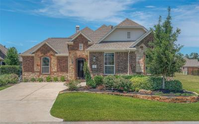 Tomball Single Family Home For Sale: 7 S Lochwood Way