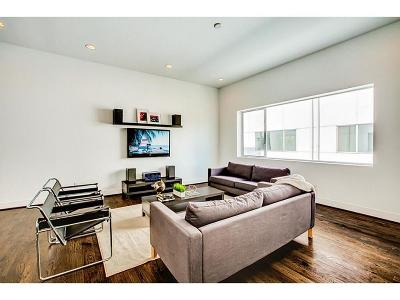 Harris County Condo/Townhouse For Sale: 1155 W 18th Street