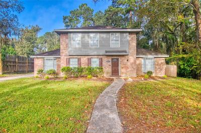 Conroe Single Family Home For Sale: 10311 Woodhollow Drive
