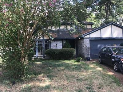 Cypress Single Family Home For Sale: 12538 Hideaway Park Drive