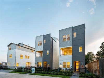 Houston Single Family Home For Sale: 2715 Eado Park Circle
