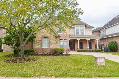 Sugar Land Single Family Home For Sale: 5818 Garden Hills Drive