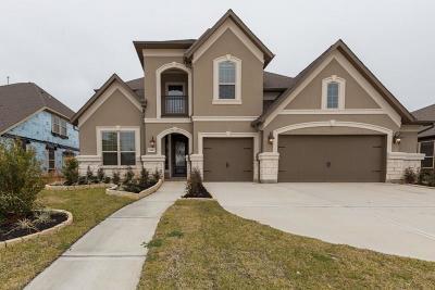 Cypress Single Family Home For Sale: 15410 Thompson Ridge Drive