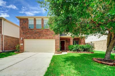 Tomball Single Family Home For Sale: 11818 Green Willow Falls Drive
