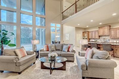 Katy Single Family Home For Sale: 5530 Ivory Lake Court