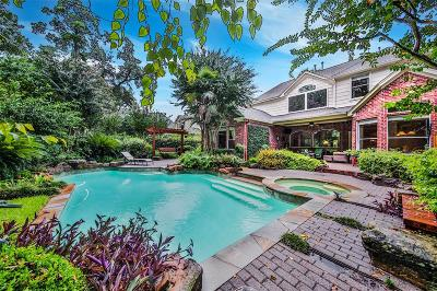 The Woodlands Single Family Home For Sale: 124 N Flagstone Path Circle